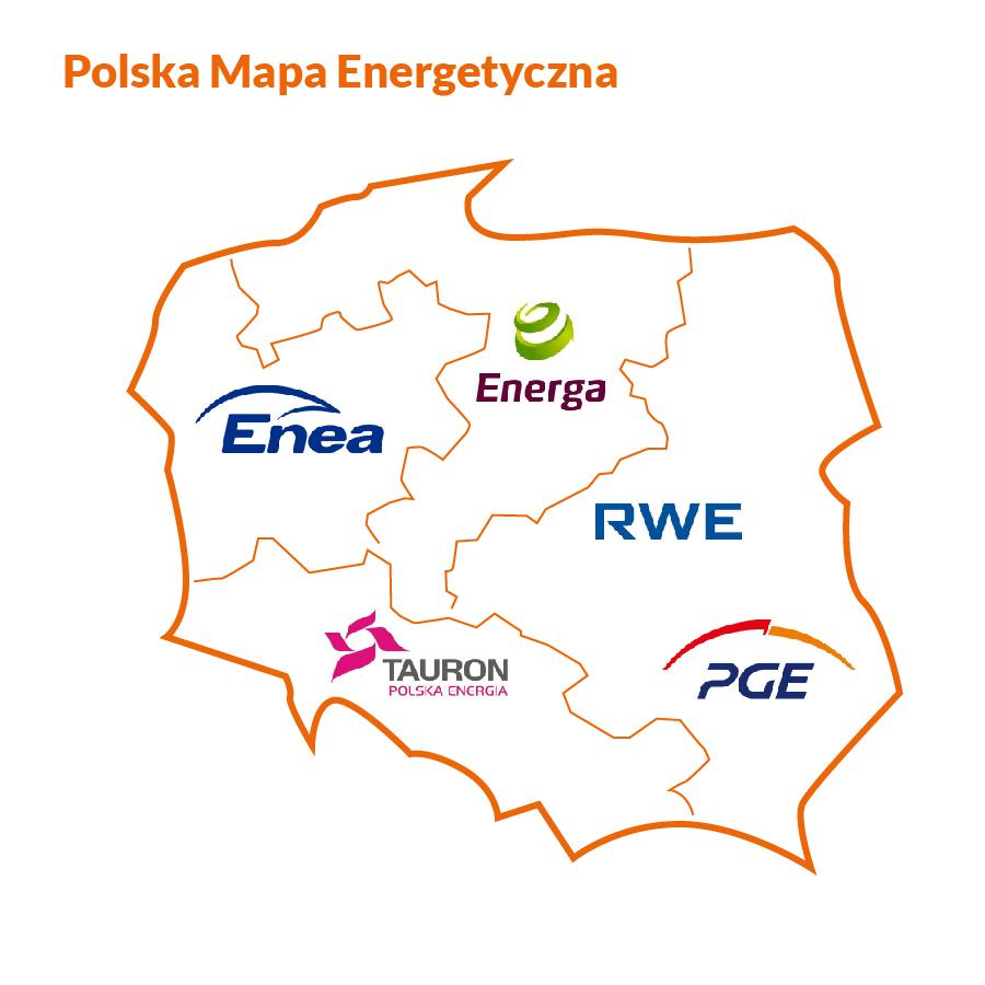 dostawcy prądu w Polsce