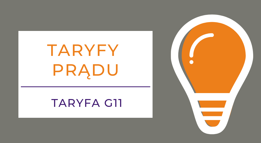 taryfa g11