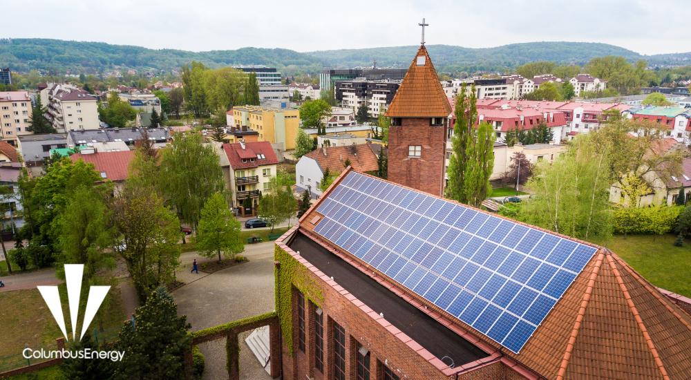 fotowoltaika małopolska parafia