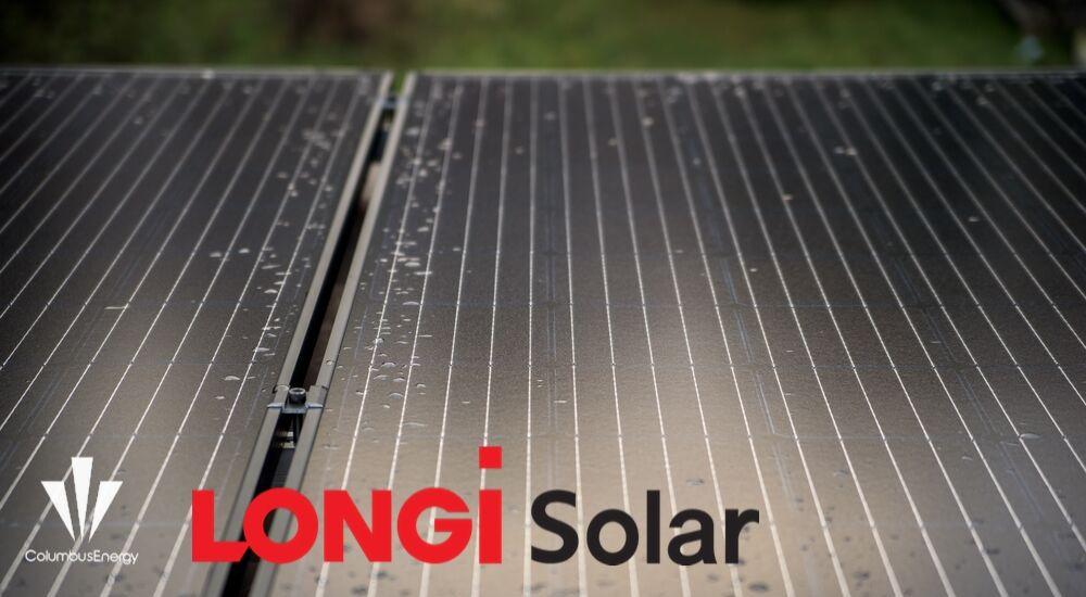 Longi solar panele fotowoltaiczne