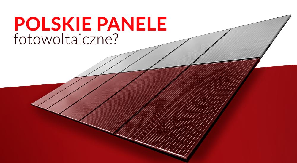 polskie panele fotowoltaiczne