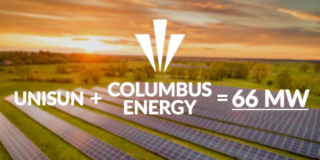 columbus energy unisun