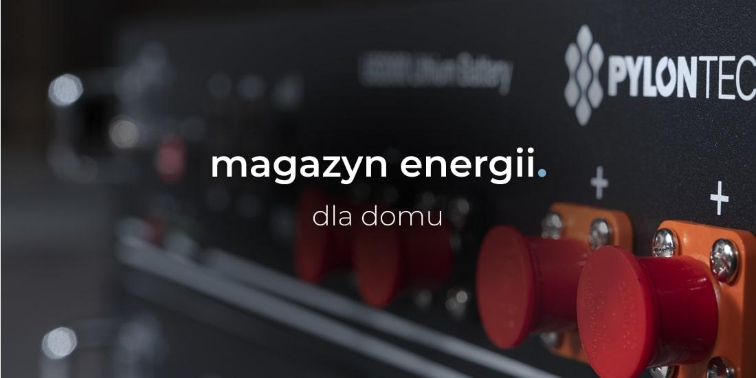 magazyn energii dla domu