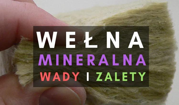 wełna mineralna