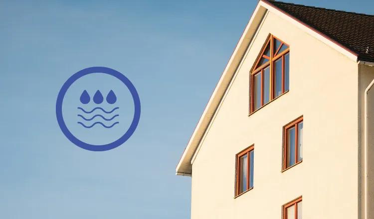 źródła wilgoci w domu