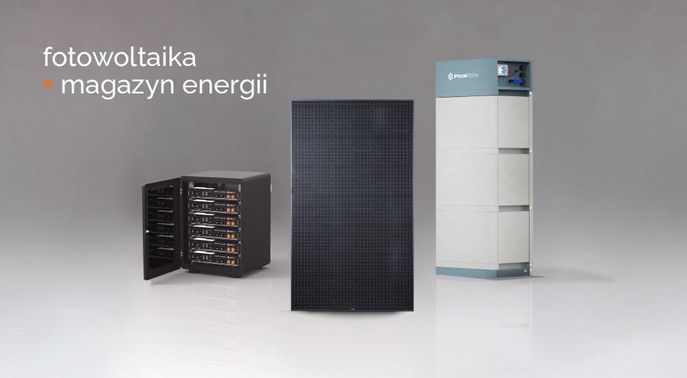 fotowoltaika i magazyn energii